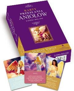 Studio Astropsychologii Karty Przesłania Aniołów + książeczka