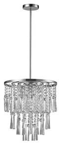 Spotlight Luxoria lampa wisząca 6-punktowa 9018628
