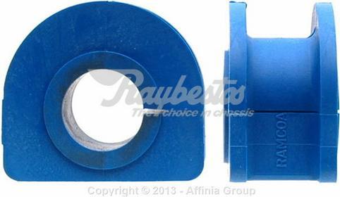 Raybestos Gumy stabilizatora przedniego 550-1131