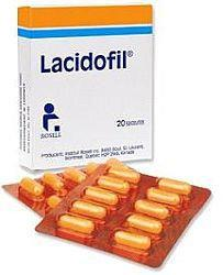 Rosel Lacidofil 20 szt.
