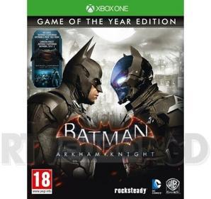 Batman Arkham Knight Game of the Year Edition XONE