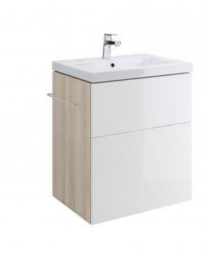 Cersanit Szafka pod umywalkę SMART do umywalki COMO 60, biała S568-018