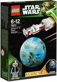 LEGO Star Wars Tantive IV &Alderaan 75011