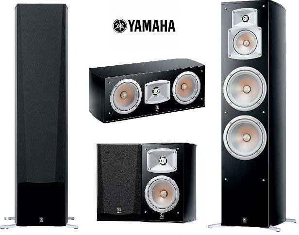 Yamaha NS 777+NS 333+ NSC 444