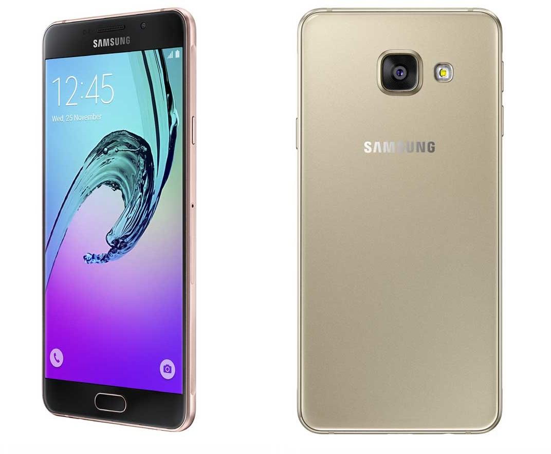 Samsung Galaxy A5 A510F 2016 Zloty Ceny Dane Techniczne