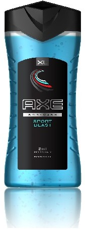 Axe Żel pod prysznic Sport Blast 400ml Unilever
