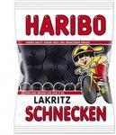 Haribo Żelki z lukrecją Lakritz Schnecken 200g