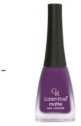 Golden Rose Matte Nail Lacquer matowy lakier do paznokci 7 11,5ml