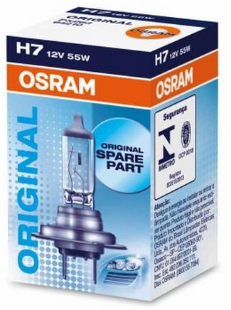 OSRAM H7 12V 55W PX26d