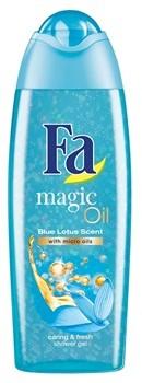 Fa Magic Oil Blue Lotus żel pod prysznic Micro Oils 250 ml