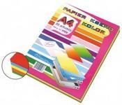 Opinie o Protos r ksero A4 160g/m2 mix 5 kolorów intensywnych PROTOS (50 arkuszy)