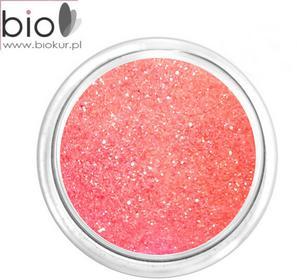 Neonail brokat do zdobienia paznokci - pomarańczowy - 3 ml