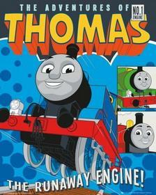 Tomek i przyjaciele Runaway Engine - Plakat