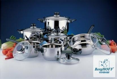 Berghoff Garnki 12 Vision Premium 1112466