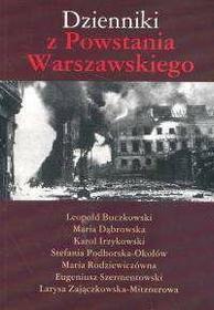 wybór Zuzanna Pasiewicz Dzienniki z Powstania Warszawskiego