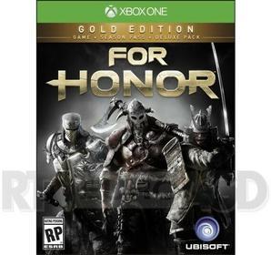 For Honor Złota Edycja XONE