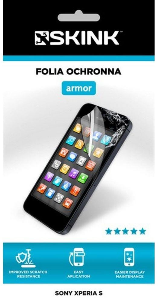 Skink Folia do iPhone 6/6S Plus 5,5`) 2szt) ARMOR