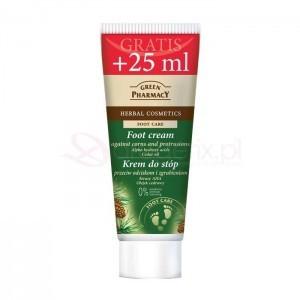 Green Pharmacy Przeciw odciskom i zgrubieniom 75ml - krem do stóp