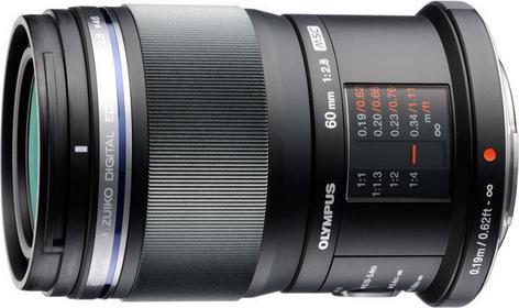 Olympus M.ZUIKO DIGITAL 60mm f/2.8 Macro