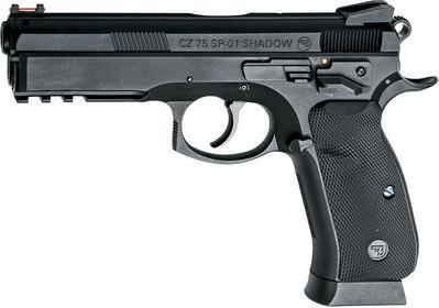 Action Sport Games Pistolet ASG CZ SP-01 Shadow GNB (17653)