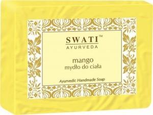 Swati Mydło w kostce Mango Indyjskie 100g