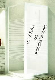 Aquaform ELBA - Ścianka stała 80 cm 103-26574