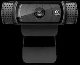 Logitech Kamera Internetowa HD Pro Webcam C920