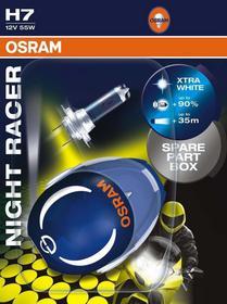 OSRAM H7 Night Racer +90% 12V 55W żarówki motocyklowe