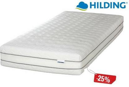Hilding SELECT FINE - materac kieszeniowy sprężynowy, Rozmiar - 140x200