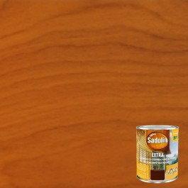 Sadolin Extra Lakierobejca do dekoracji i zabezpieczenia drewna 0.75L Mahoń 7