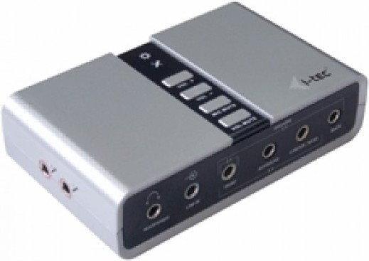 Opinie o i-Tec USB71AA 7.1