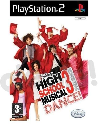Opinie o High School Musical 3 Senior Year Dance PS2