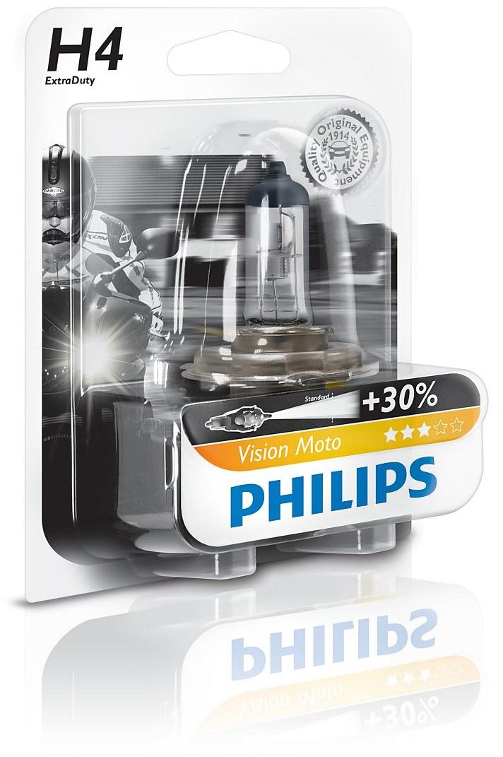 Philips H4 12V 60/55W P43t-38 Vision Moto