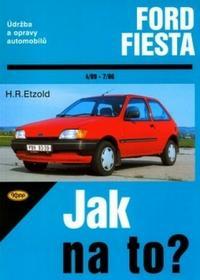 Hans-Rüdiger Etzold Ford Fiesta od 4/89 do 12/95, Fiesta Classic od 1/96 do 7/96 Hans-Rüdiger Etzold