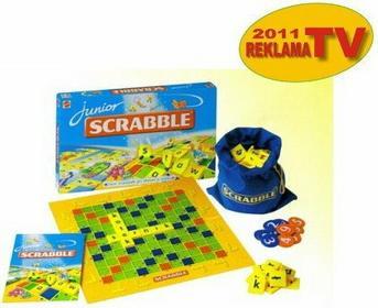 Mattel Scrabble Junior 52496