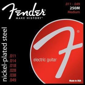 Fender 250M struny do gitary elektrycznej 11-49