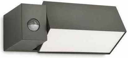 Philips Ecomoods ESL - Lampa zewnętrzna, z czujnikiem ruchu 16943/93/16