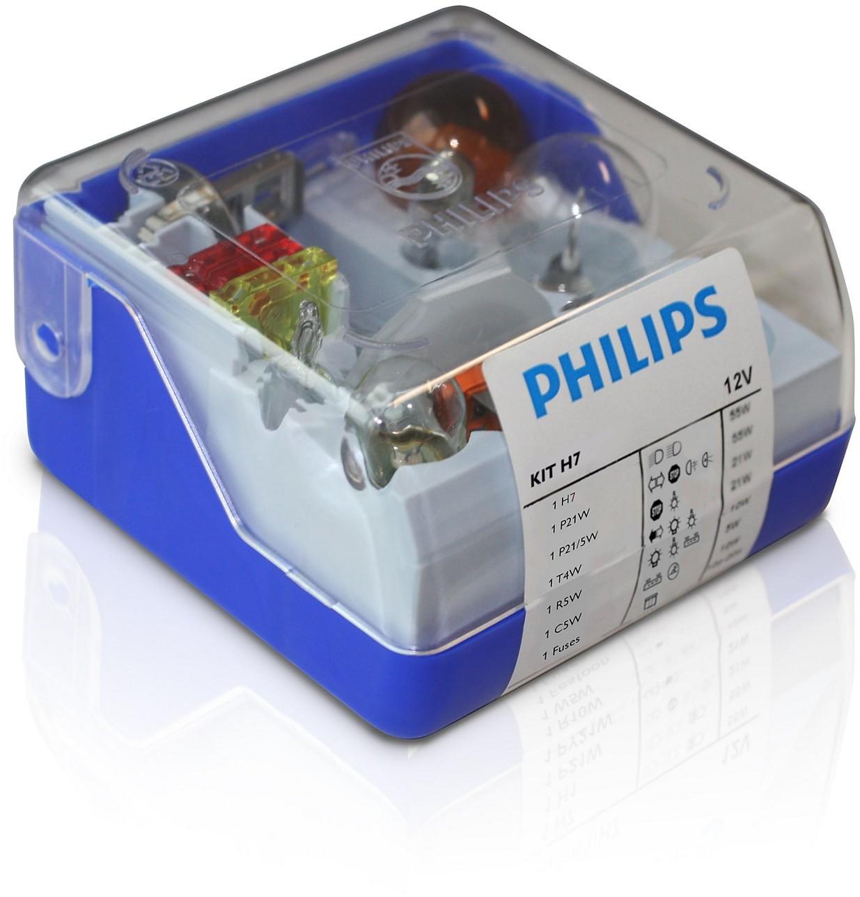 Philips S H7 12V 55W PX26d Single Kit