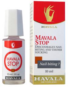 Mavala Stop obgryzaniu paznokci Odżywka do paznokci 10 ml