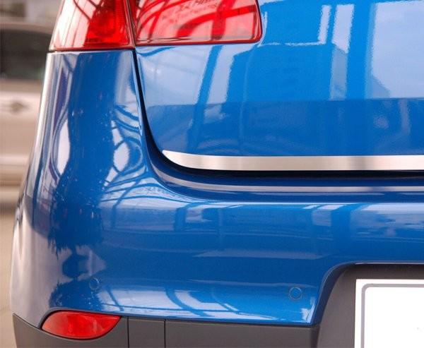 ALUFROST AUDI A4 (B8) KOMBI 2008-2010 Listwa na klapę bagażnika (matowa) 17-3112