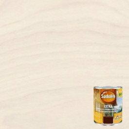 Sadolin Extra Lakierobejca do dekoracji i zabezpieczenia drewna 0.75L Biały krem