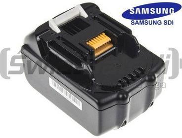 MAKITA BL1830 Akumulator ogniwa Samsung 3000Ah Green Cell 3000 mAh 18V PT01S