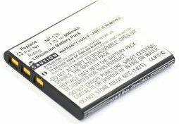 subtel NP-120 Bateria do Casio Exilim EX-S200 / EX-Z680 / EX-Z690 / EX-ZS10
