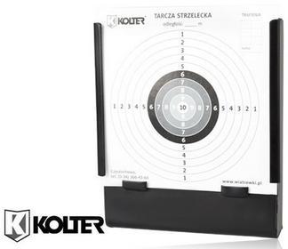 KOLTER Kulochwyt metalowy K-14-3 14x14 cm płaski 3.0143