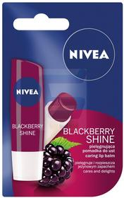 Nivea Pomadka ochronna do ust Blackberry Shine 4,8 g