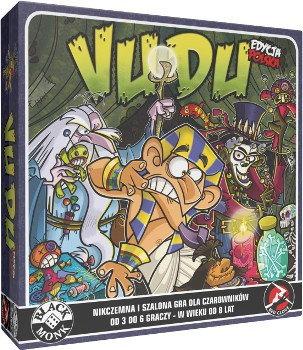 Black Monk Vudu (edycja polska)