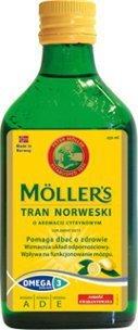 Axellus Mollers Tran Norweski 250 ml