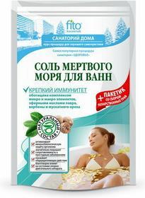 Fitokosmetik , Rosja sól do kąpieli z Morza Martwego - wzmocnienie immunologiczne