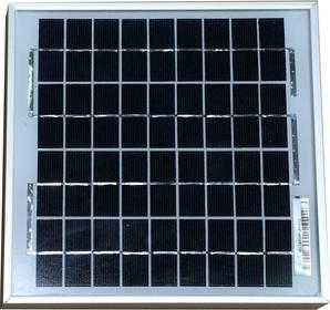 Panel solarny słoneczny o mocy 5W 12V Celline CL005-12P