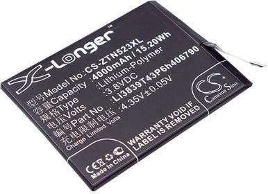 ZTE Nubia Z11 Max Li3839T43P6h406790 4000mAh 15.20Wh Li-Polymer 3.8V Cameron Sino) CS-ZTN523XL